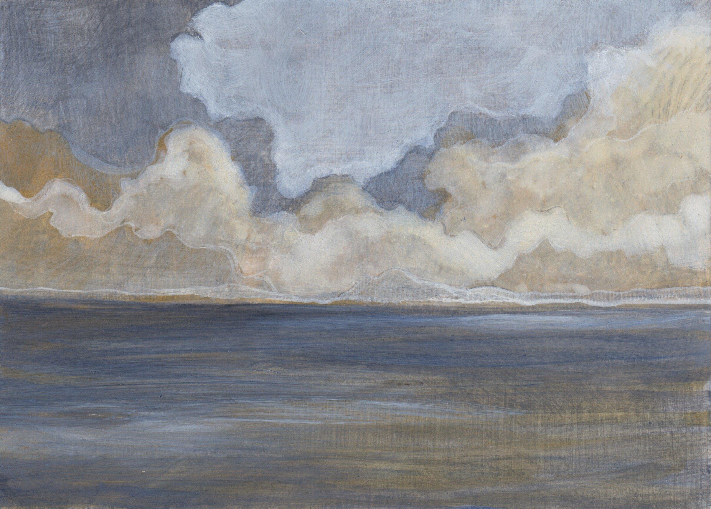 Small Sea I (7x5)