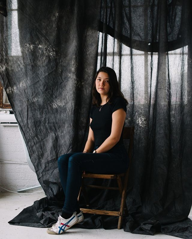 Things that can do no wrong: a long, loosely, draped backdrop + wooden chair + @justineemark // #stefandethan⠀⠀⠀⠀⠀⠀⠀⠀⠀ .⠀⠀⠀⠀⠀⠀⠀⠀⠀ .⠀⠀⠀⠀⠀⠀⠀⠀⠀ .⠀⠀⠀⠀⠀⠀⠀⠀⠀ .⠀⠀⠀⠀⠀⠀⠀⠀⠀ .⠀⠀⠀⠀⠀⠀⠀⠀⠀ #studio405toronto #torontoportraitphotographer #studio #portraitcollective #makeportraits #shootportraits #vscocollective #torontophotographer