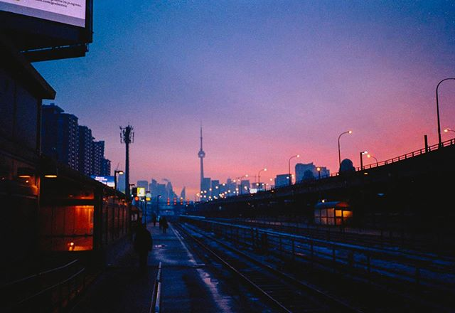 ✨ goodnight toronto ✨ - An old gem shot on film by @ethanthehawk // #stefandethan