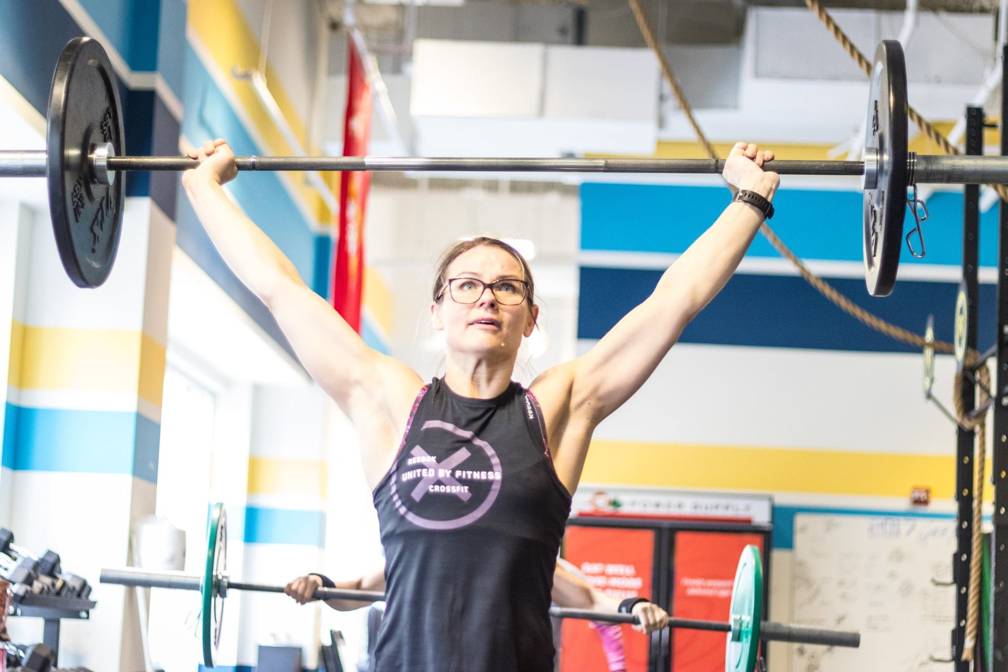 Vilija TeelCoach - CrossFit level 1 trainer2019 crossfit games - individual2019 fittest woman in lithuania