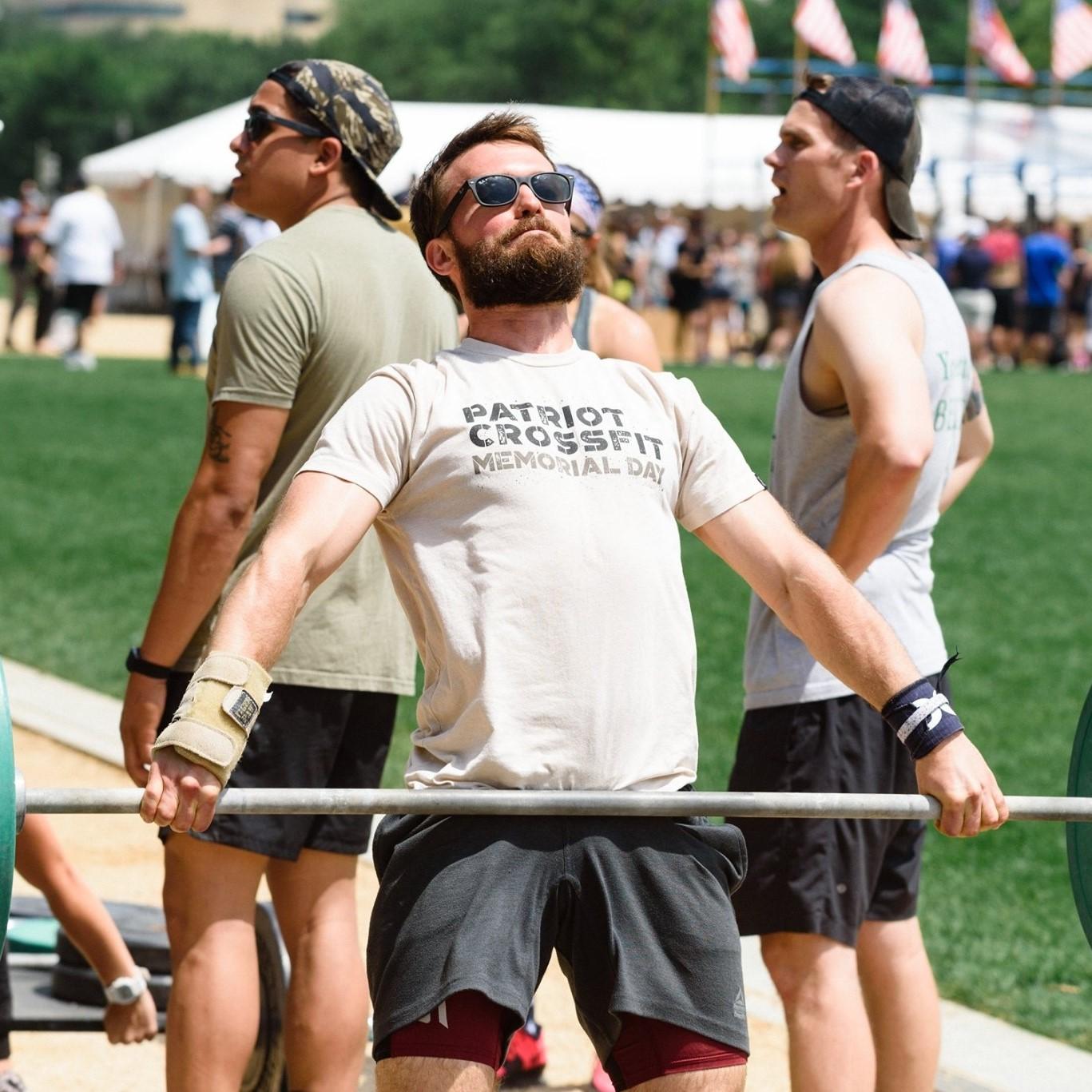 Tim Everhart Coach - crossfit level 1 trainer