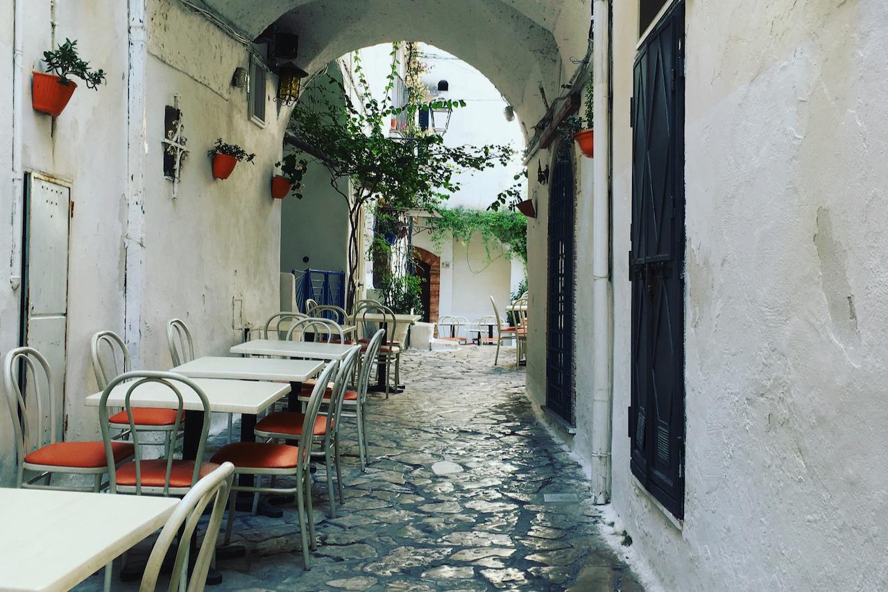 Italian Beach Village