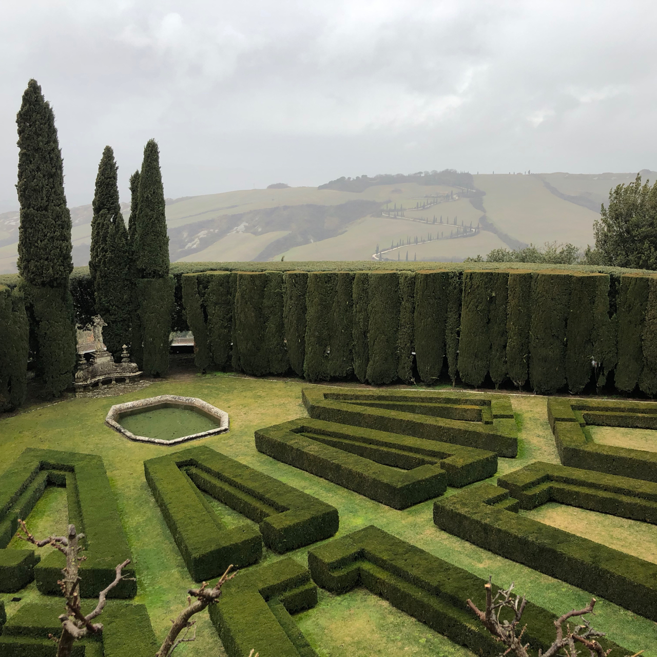 Architecture and Gardens of Tuscany - Coming in 2021