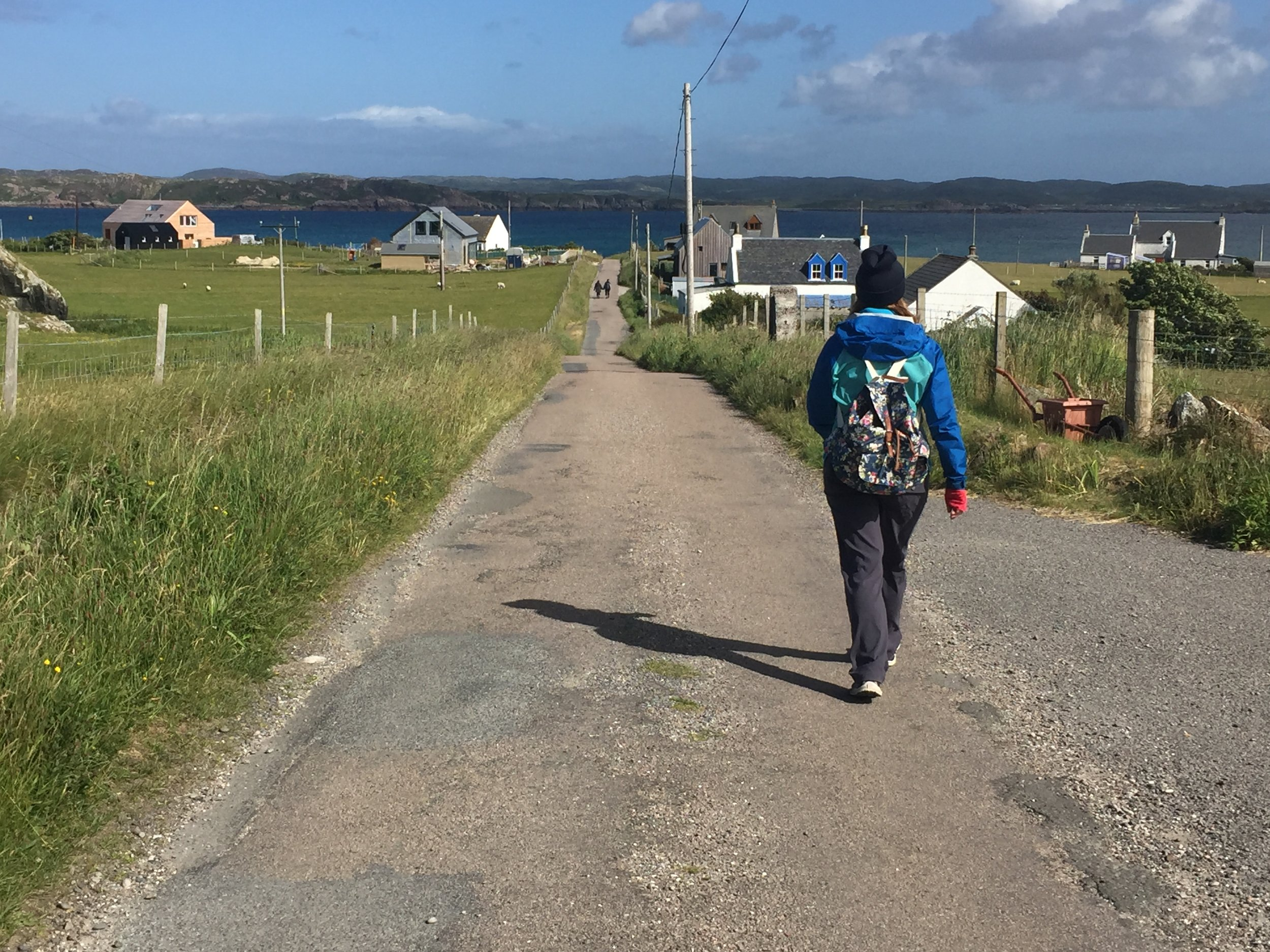 Scotland and England - Explore pilgrim pathways