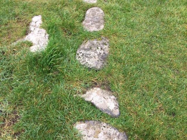 Clonmacnoise 1 pilgrim path.JPG
