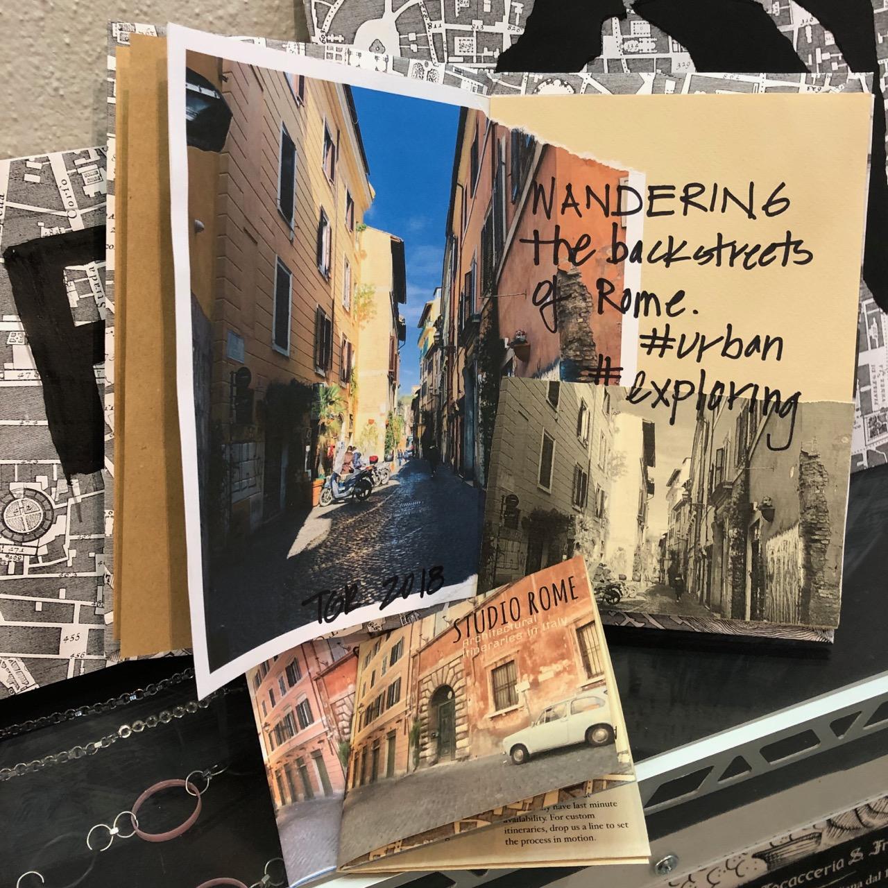 Studio Rome - Walks and Workshops