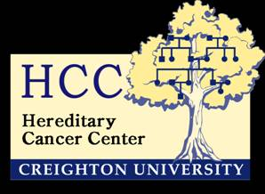 hereditary cancer center - creighton university - Hereditary Cancer Center (HCC) at Creighton University was formally established in 1984. The primary objective of the HCC was to conduct comprehensive research projects dealing with cancer of all anatomic sites.