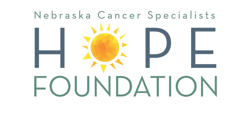 ncs hope foundation - nebraska cancer specialists - The NCS HOPE Foundation is a fully exempt non-profit foundation to raise and distribute funds to improve cancer care for you, your family and your friends. 100 % of every gift benefits cancer patients and the community.