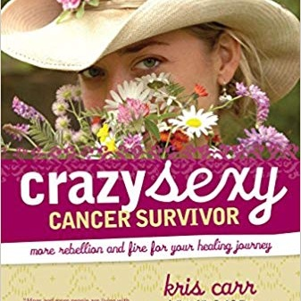 Crazy Sexy Cancer Survivor: More Rebellion and Fire for Your Healing Journey by kris carr - Pairing Kris's signature sass and smart, soulful, real advice with thoughtful exercises, new contributors, and amplespace for writing and reflecting, Crazy Sexy Cancer Survivor reaffirms that it is possible to live a real, fun, crazy, sexy life―with cancer.