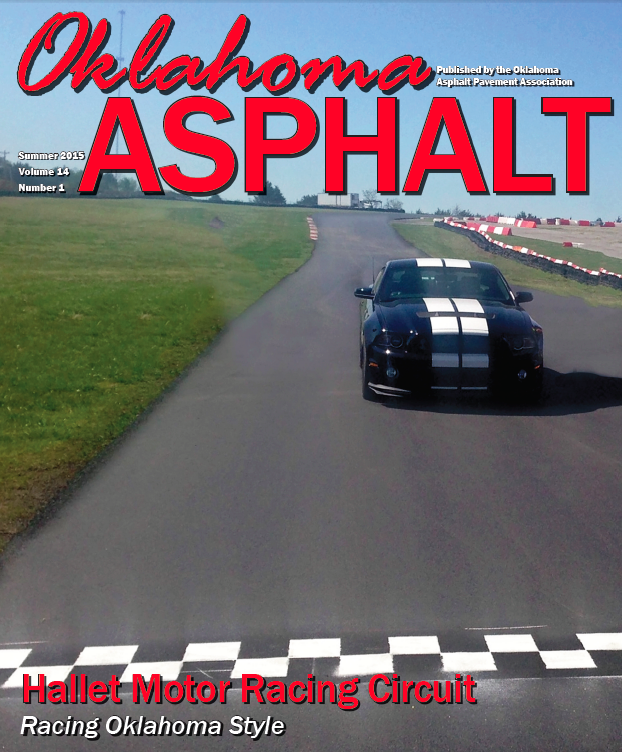 Hallet Motor Racing Project, OAPA Summer 2015