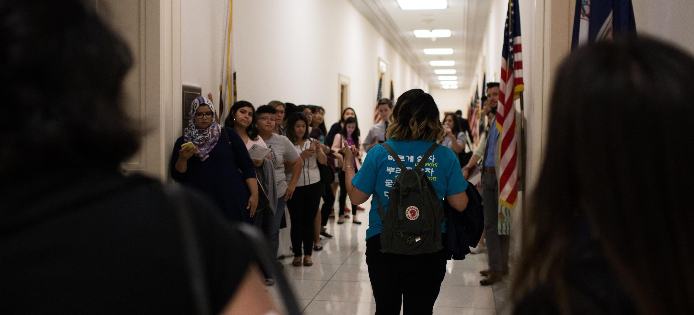 Lobbying-DC