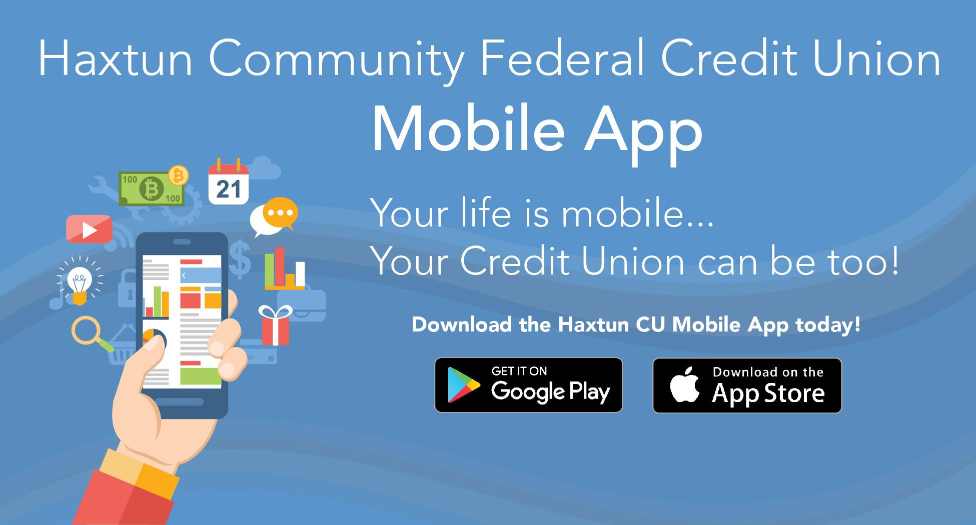 Haxtun Community FCU Mobile App