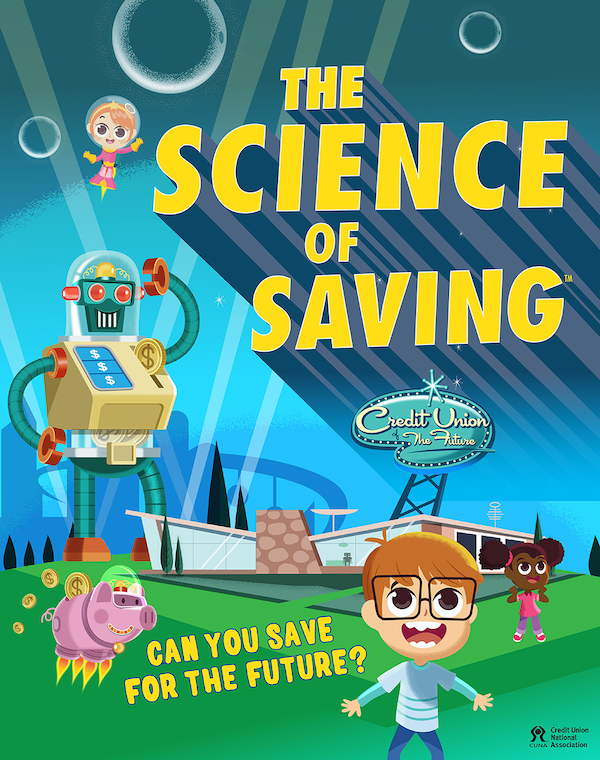 The science of saving. Can you save for the future?