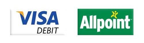 Allpoint is the world's largest surcharge fee ATM network. Pay a low $1 withdrawal fee for each Allpoint ATM withdrawal.