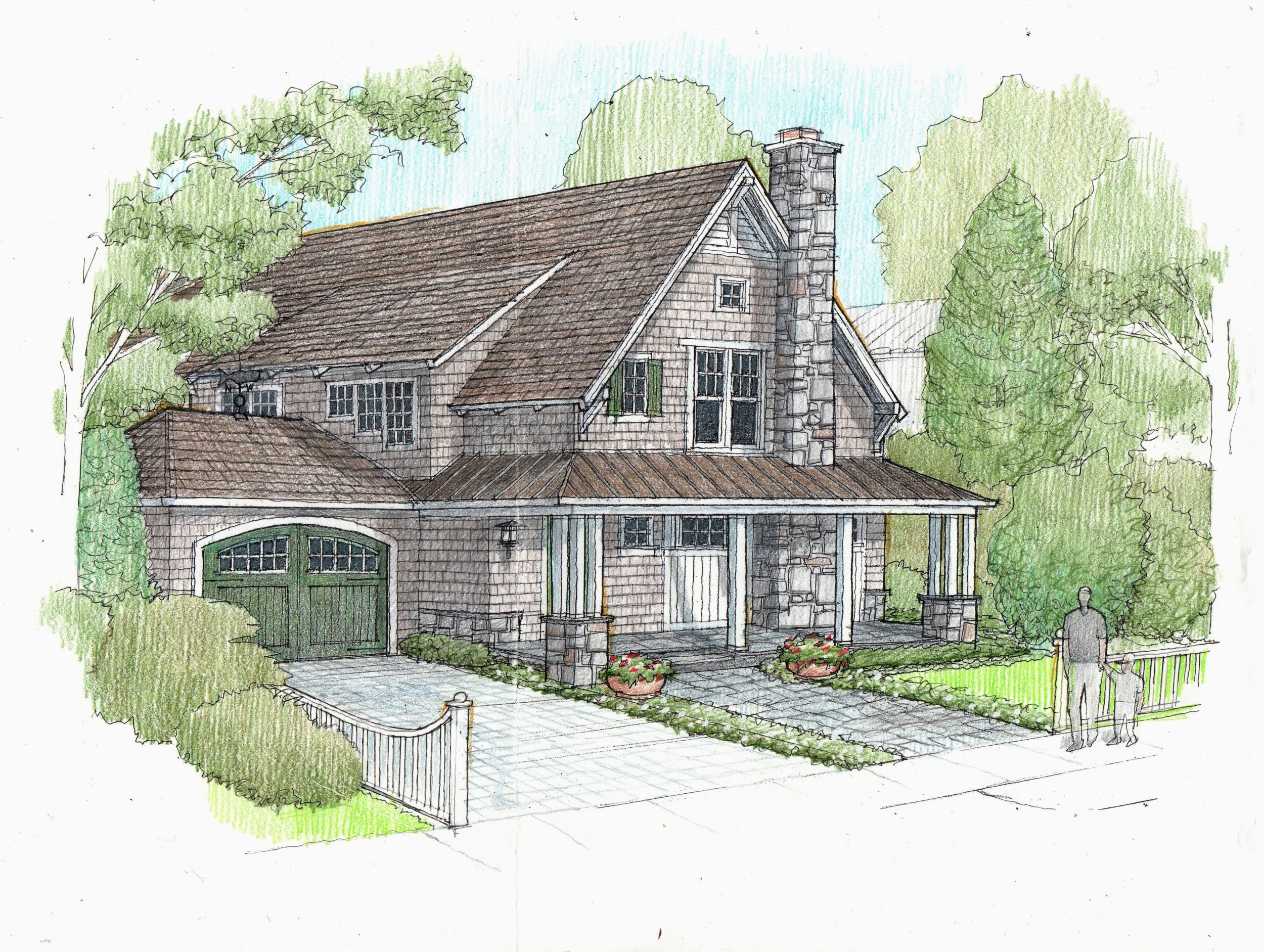 Build. - Once your design is approved, Stephen will coordinate with contractors and suppliers for all aspects of your home's construction. He will closely monitor each step of the build to make certain your home realizes its full potential and is completed in a timely manner.