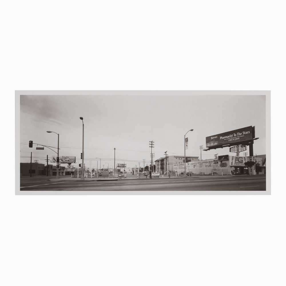 Untitled (Side Street Project, Pasadena, CA)