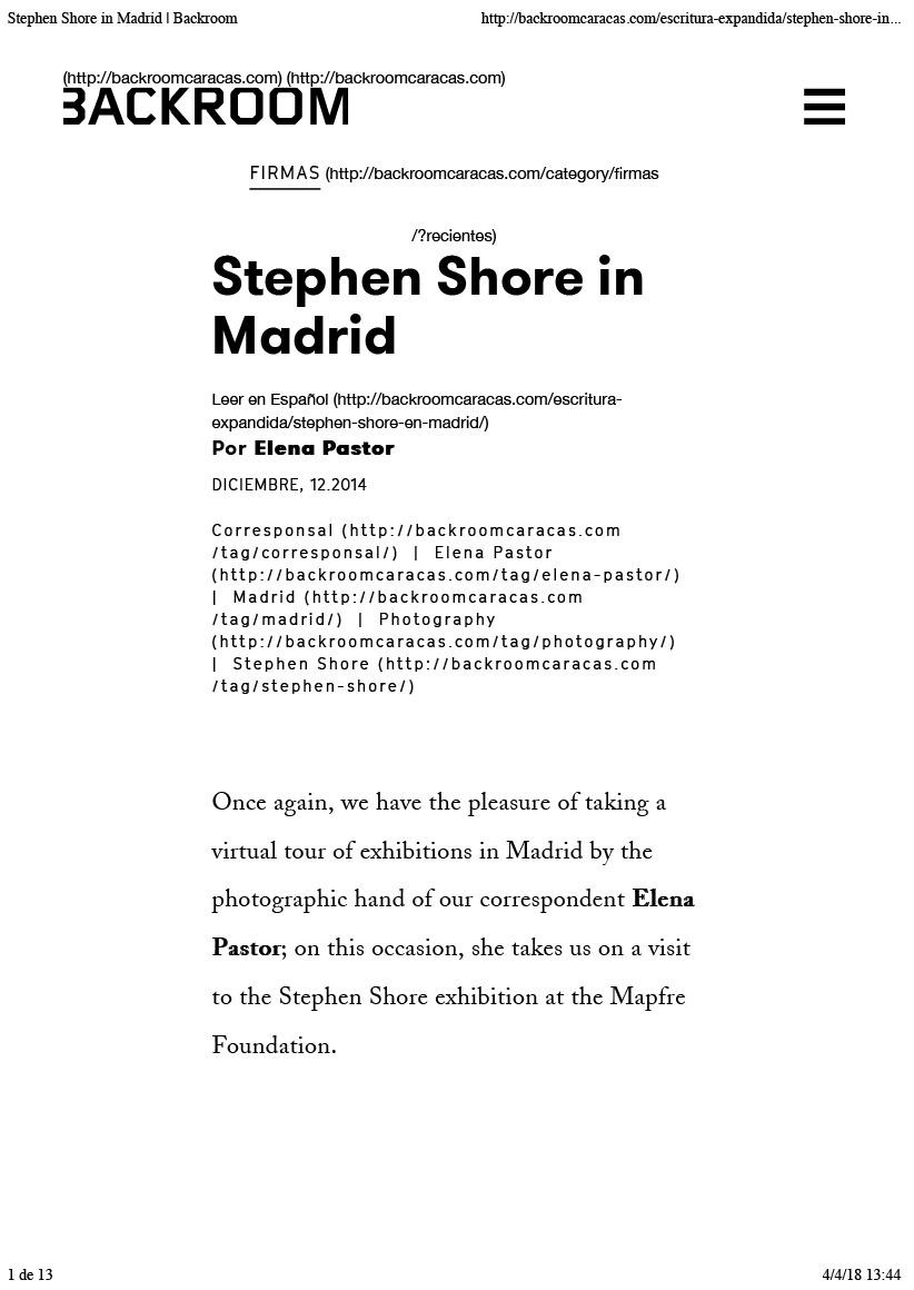Stephen Shore in Madrid | Backroom-1 copia.jpg