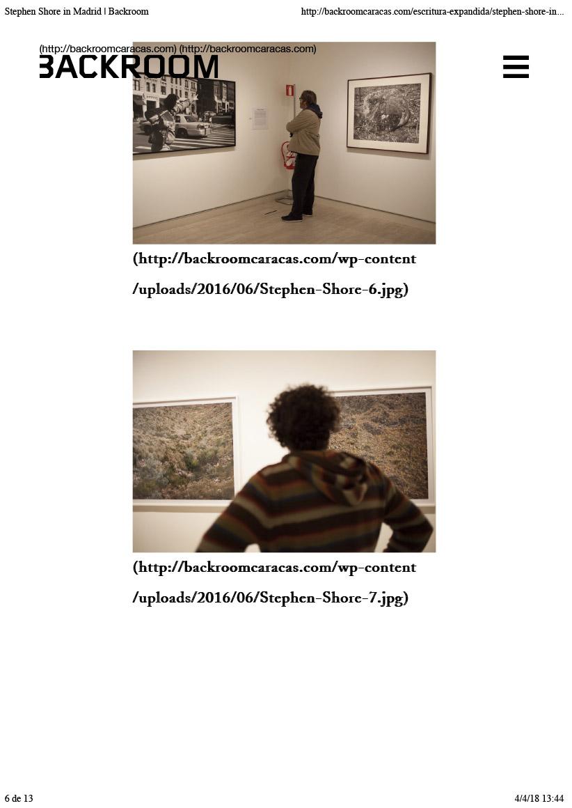 Stephen Shore in Madrid | Backroom-6 copia.jpg