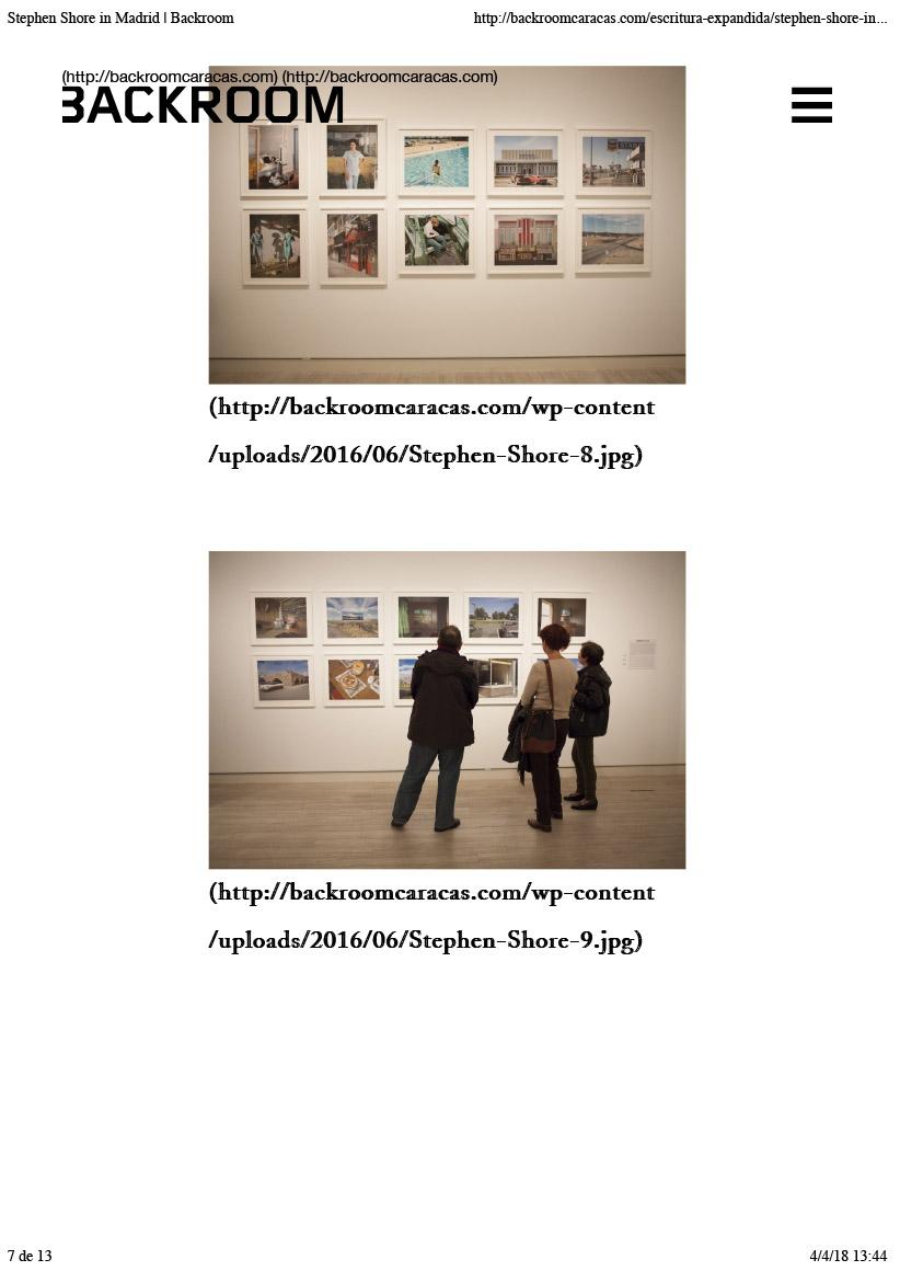 Stephen Shore in Madrid | Backroom-7 copia.jpg