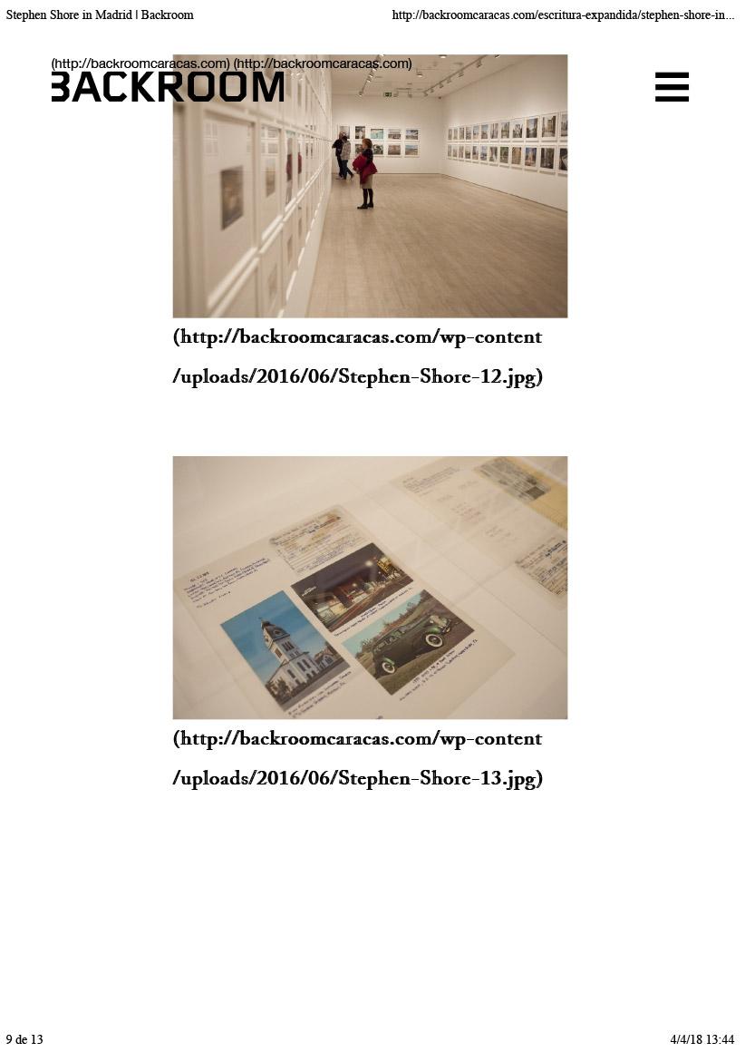 Stephen Shore in Madrid | Backroom-9 copia.jpg