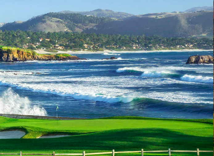 Pebble Beach US Open June 2019