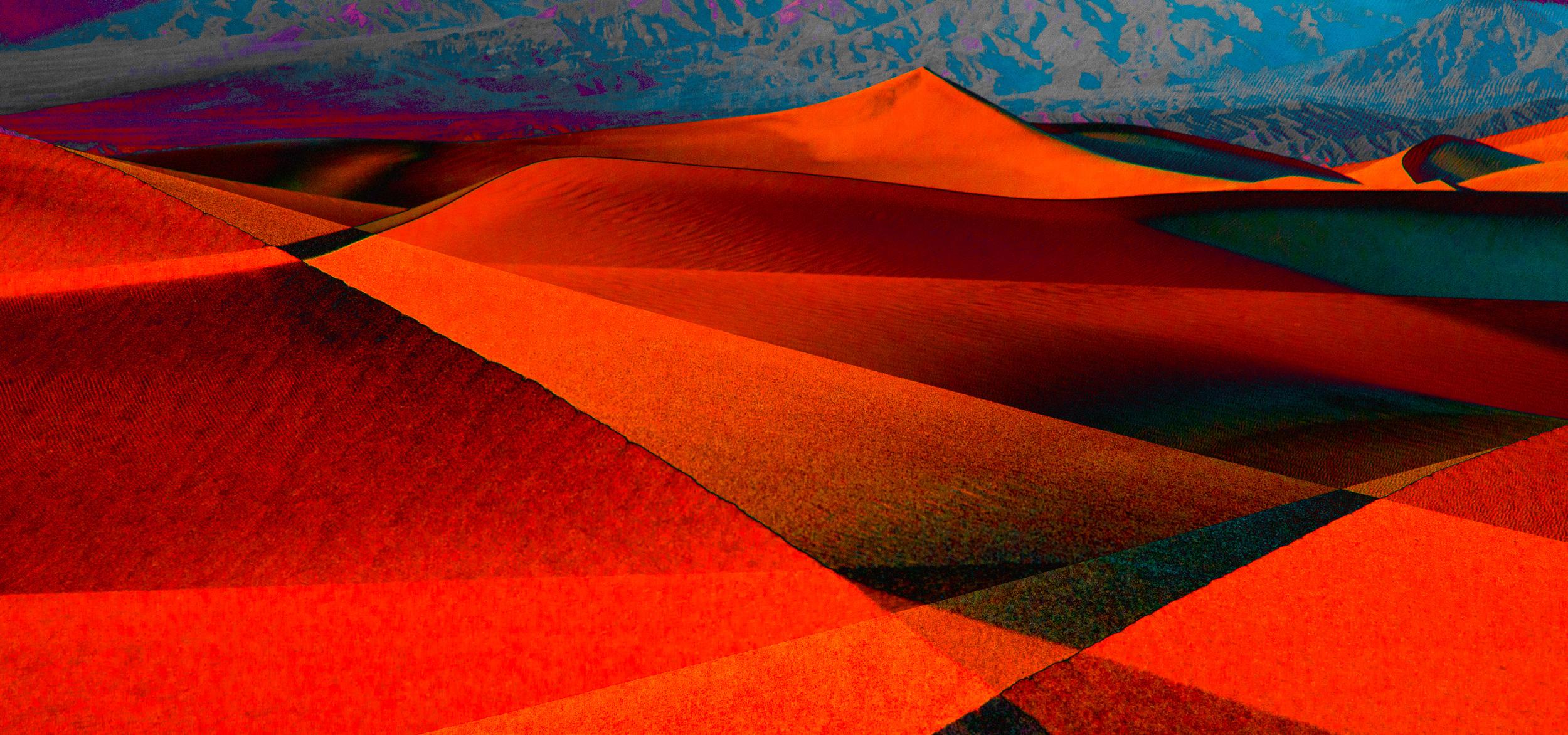 Orange Dunes