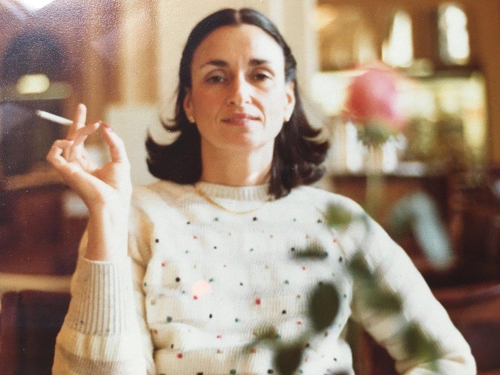 Lorraine in 1979.