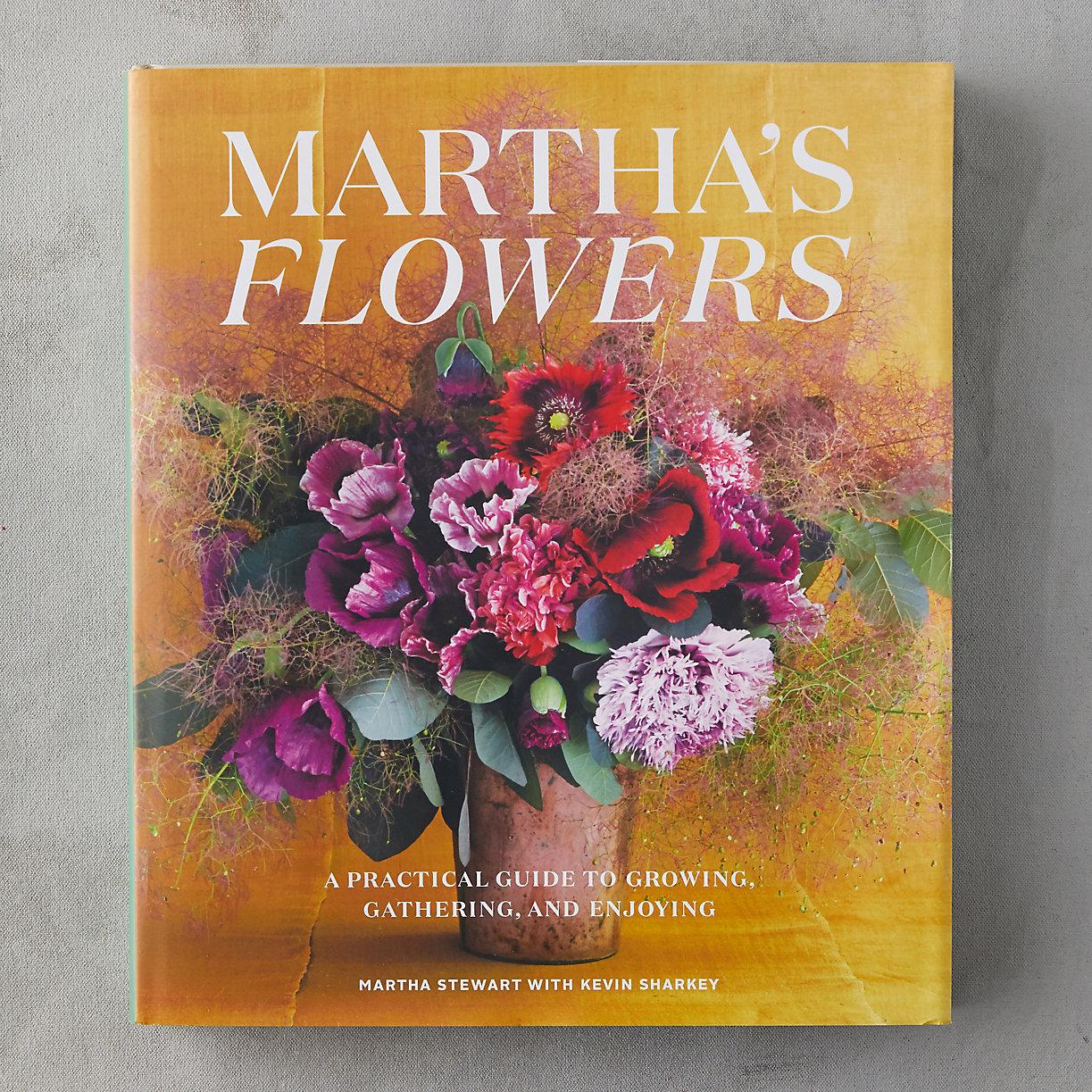 Martha's Flowers, $75