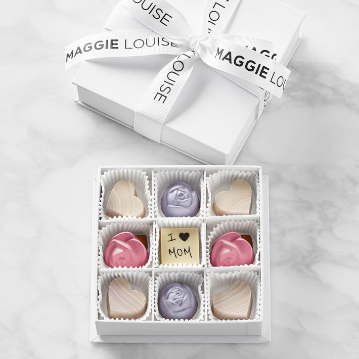 Maggie Louise Chocolates, $65