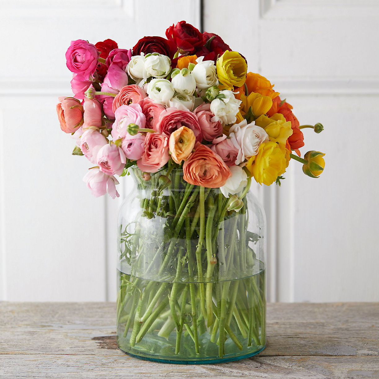 Ranunculus Bouquet, $98