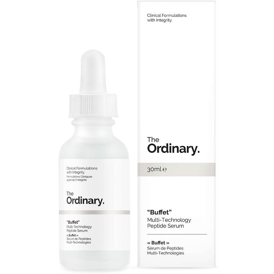 The Ordinary Buffet, $15