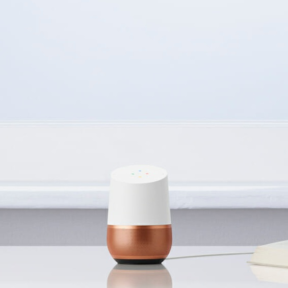 Copper Google Home, $20