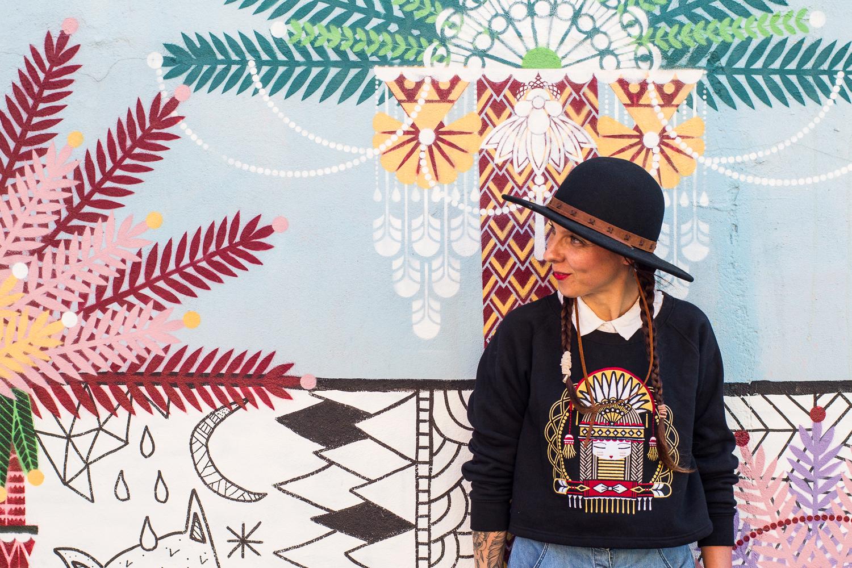 Koralie  - Woodstock, Cape Town - SOUTH AFRICA | 2016 w/ Madi