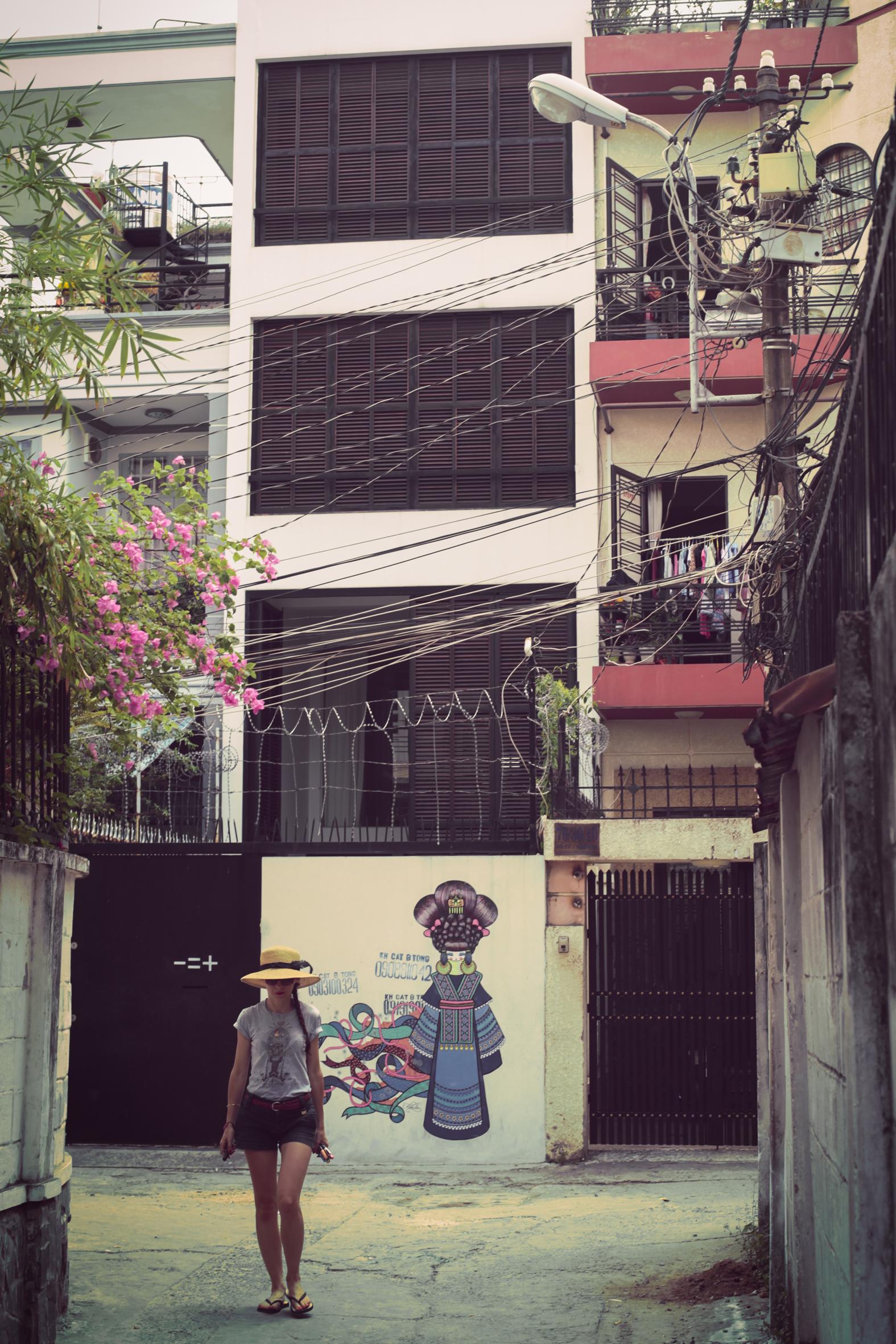 Geishka Hochi  - Hochiminville - VIETNAM | 2012
