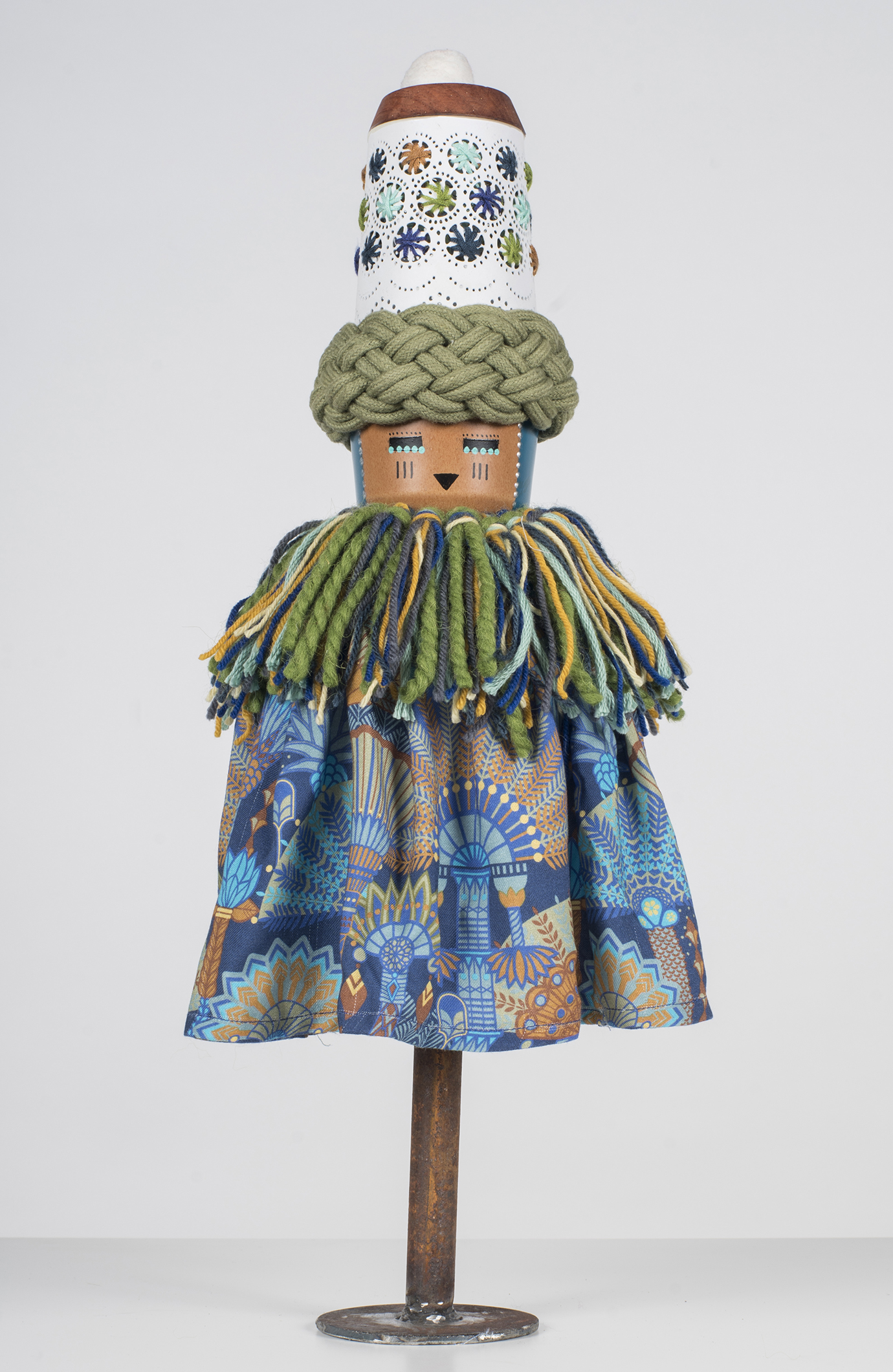 Eleoranus  - Kochika (front) statuette | 2018