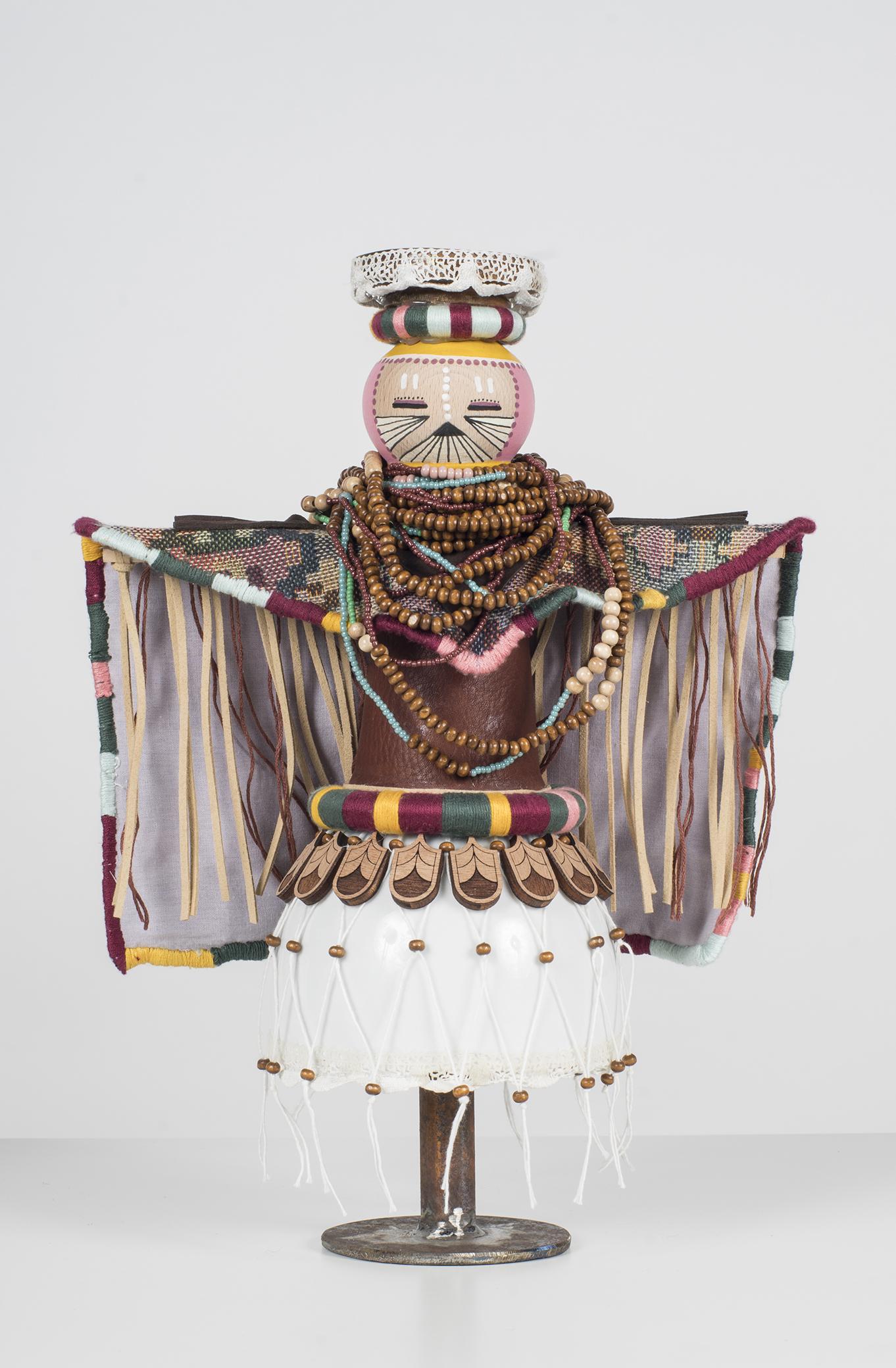 Gracy Fraye  - Kochika (front) statuette | 2018