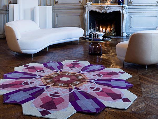 Eglantine  - Chevalier Edition rug - Collaboration | 2015