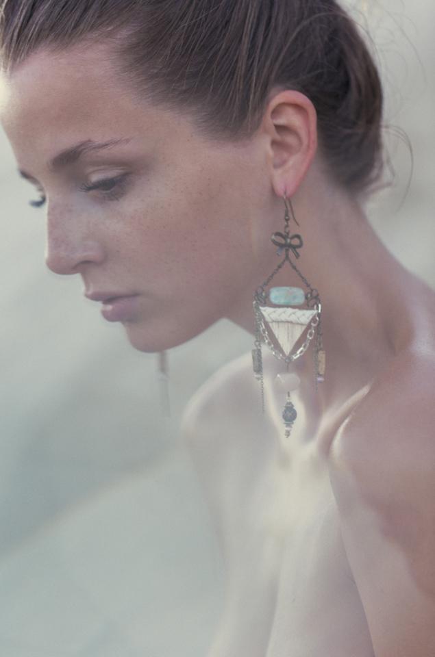 Mineral  - Earrings | 2014