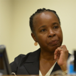 Fatoumata Ndiaye - Deputy Executive Chief at UNICEF -