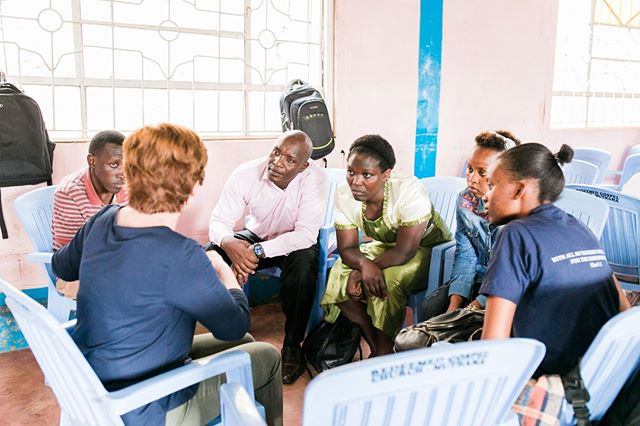 Group counseling sessions are a crucial piece of the CARE for AIDS program. Bringing clients together with others who share their status can begin to break down stigma and kickstart the healing process, enabling them to begin to fully live a #lifebeyondaids⠀⠀⠀⠀⠀⠀⠀⠀⠀ .⠀⠀⠀⠀⠀⠀⠀⠀⠀ .⠀⠀⠀⠀⠀⠀⠀⠀⠀ #lifebeyondaids #careforaids #orphanprevention #everydayafrica #lifebeyondstigma #beyond #magicalkenya #igkenya #eastafrica #passionpassport #thatsdarling #empowerment #economicempowerment #actjustly #lovemercy #walkhumbly