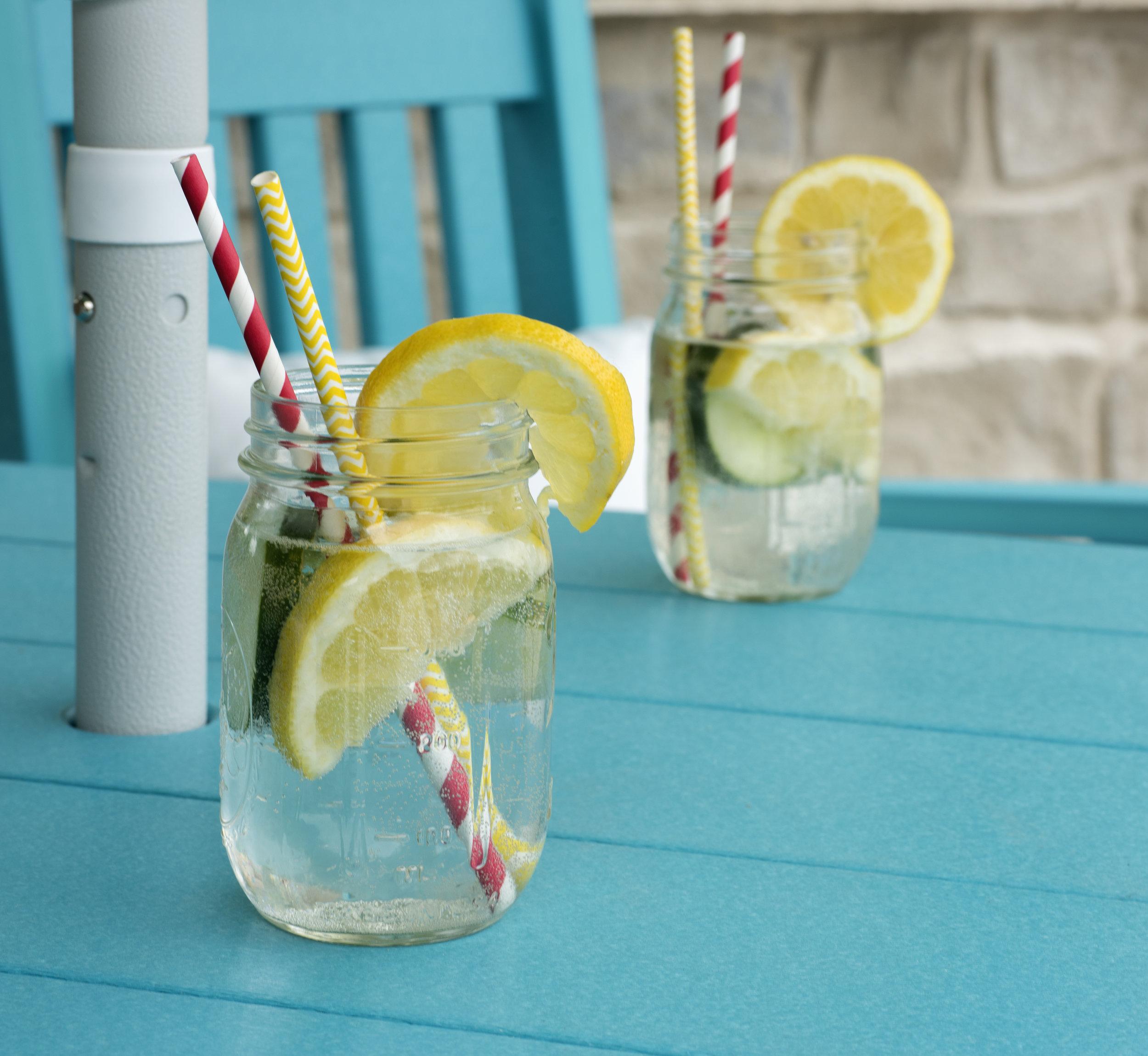 Drink Plenty Of Water -