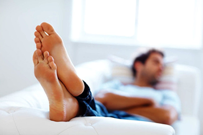 Rest With An Ice Pack -