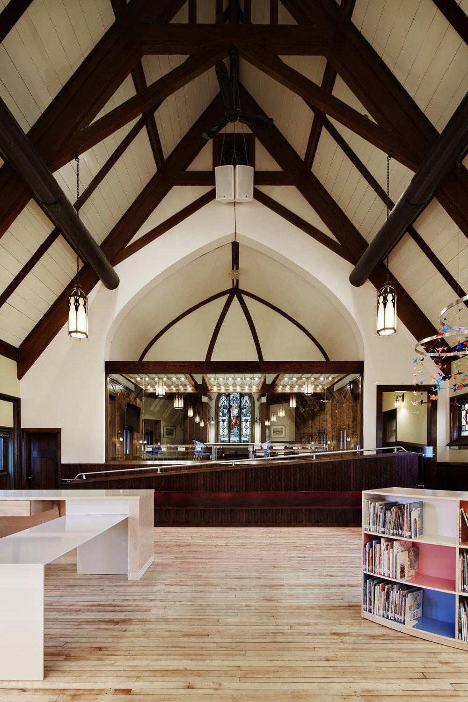 houdinidesign_ARCHITECTS_Kentville Library_Kentville_Annapolis Valley_Adaptive_Reuse_Church_Renovation_Aisle_02.jpg