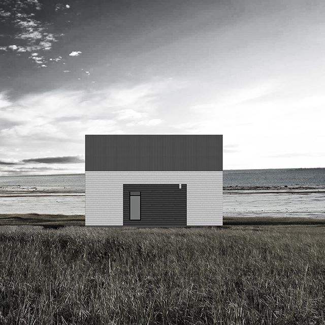 Our firm enjoys designing small sustainable houses.
