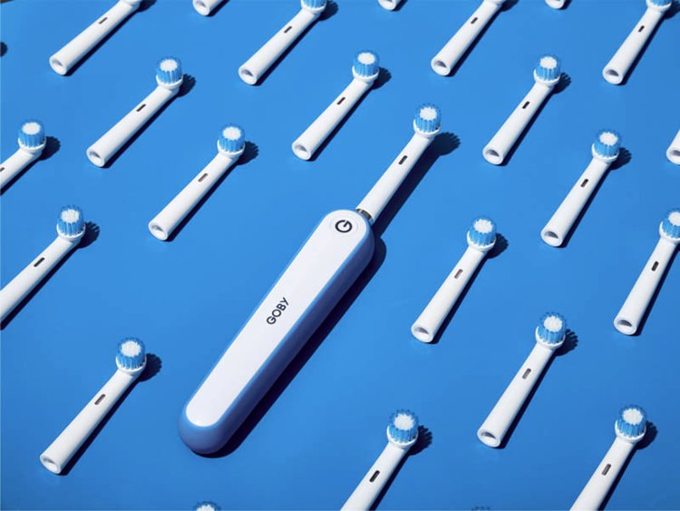 Learn more about the Goby toothbrush -