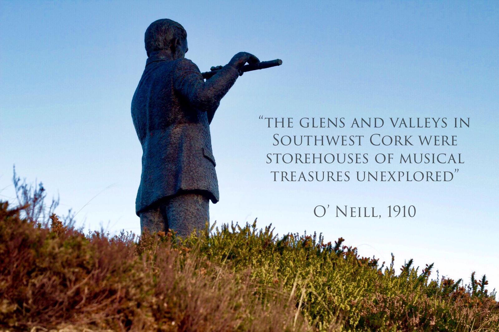 O Neill monument, Tralibane