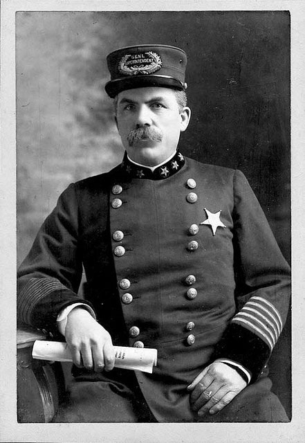 Captain Francis O Neill of Tralibane
