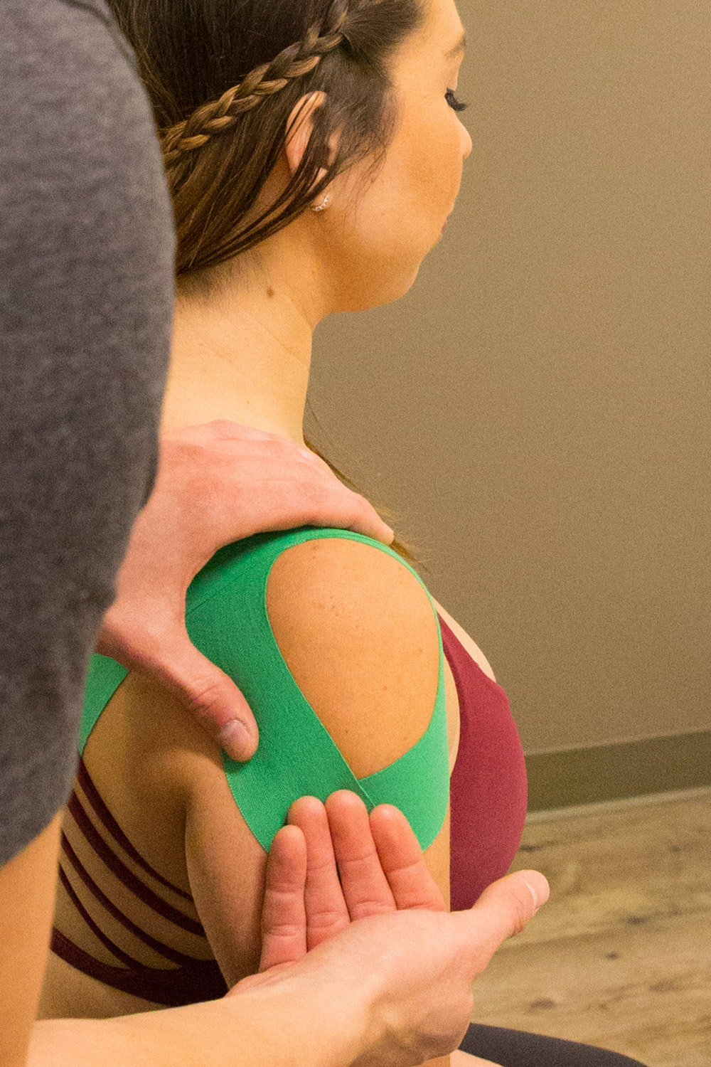 Green Lake shoulder pain treatment in Seattle