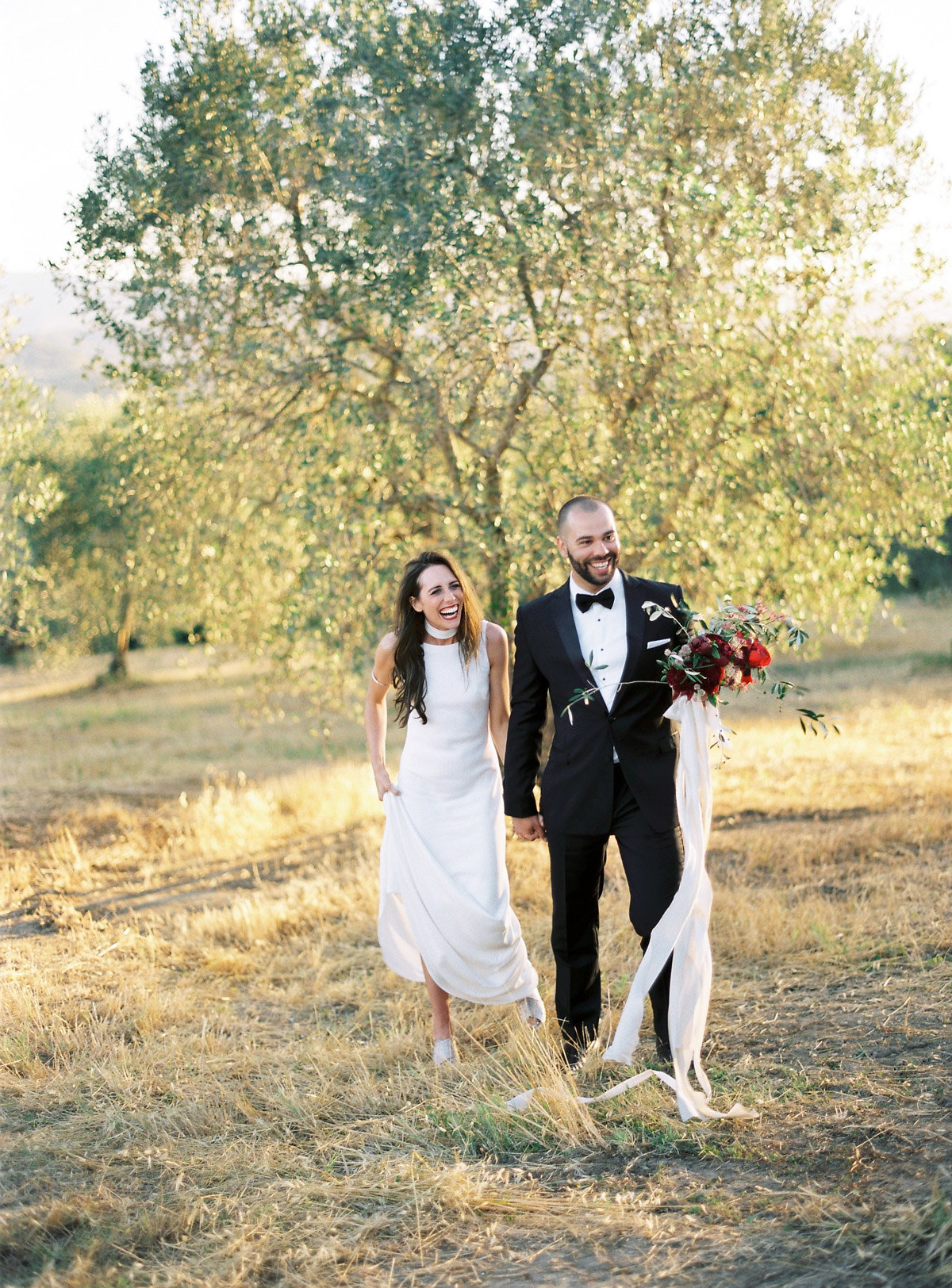Photo by Katie Grant from our Wedding in Tuscany, Italy