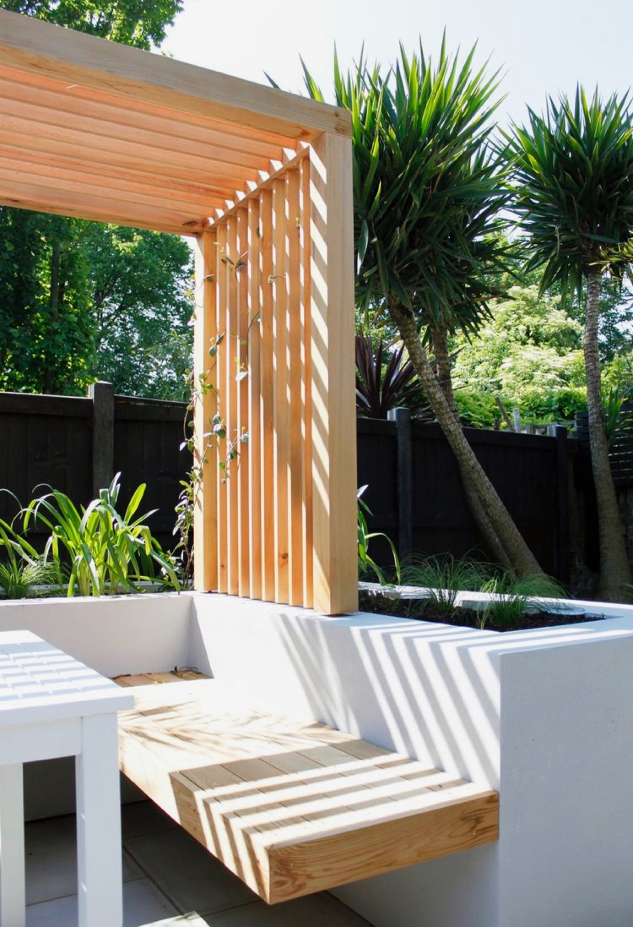 Inspo from:  Contemporary Garden Design